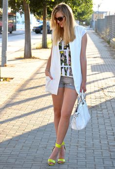 37 Fashionable Combinations With Shorts http://amatelli.com/ https://www.facebook.com/ashleyrarus http://amatelli.tumblr.com/ https://twitter.com/ARARUS_