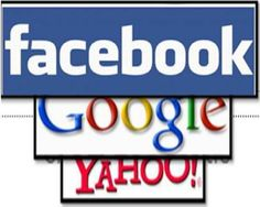 Facebook,Google and Yahoo are most accessed sites by Mobile Users between 10-11 PM.
