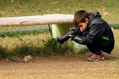 9 Year-old Spanish boy becomes young wildlife photographer of the year - by Carlos Perez Naval (2005), Spanish
