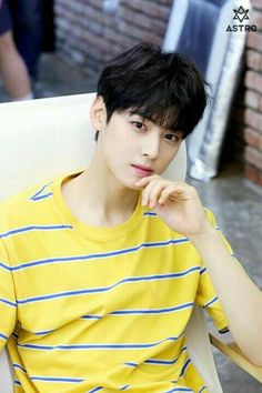 100 Most Handsome/Beautiful KPOP Idols(my opinion) Astro Eunwoo, Cha Eunwoo Astro, Kpop, Kim Myungjun, Parejas Goals Tumblr, Lee Dong Min, Yearbook Photos, Album Photos, Korean Bands