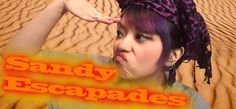 Sandy Escapades and A Naked Man!? I Storytime