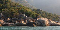 Six Senses Ninh Van Bay, Vietnam