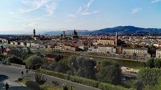 """La porti un bacione a #Firenze..."" #città #arte #toscana #hotel #executive"
