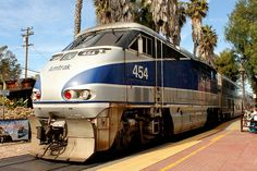 10 Best Train Trips in the U.S. , Travelling by train is a great way to go places without having to worry about driving and you can skip the long process of getting on and off planes. Trains let you see part of the U.S. that most don't see.