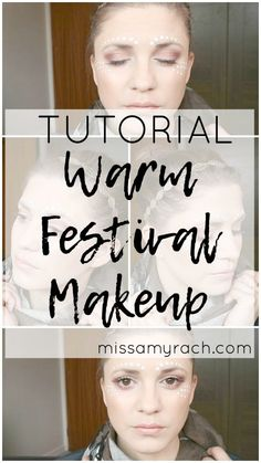 Affordable Warm Festival Makeup Featured Image
