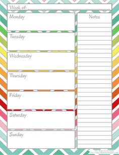 I have never been much for weekly planners. In the past I have always used monthly calendars along with a reminder app on my phone for any ...