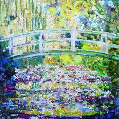 The-Bridge-of-Lily-Pond-Mone
