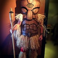Tiki God - Eva Foam Costume. Awesome Costume!