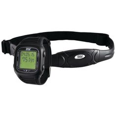 PYLE-SPORTS PHRM76BK Multifunction Activity Watch with Heart Rate Monitor (Black)