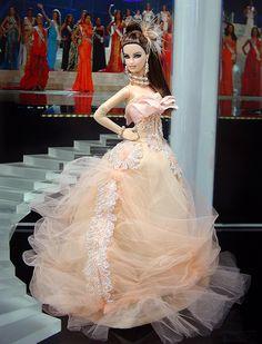 Miss Savannah 2011 - Barbie Doll Beanie Babies, Miss Pageant, Manequin, Barbie Miss, Beautiful Barbie Dolls, Barbie Collection, Barbie Friends, Barbie World, Vintage Barbie