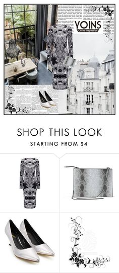 """""""Yoins 15"""" by emina-turicc ❤ liked on Polyvore featuring vintage and yoins"""