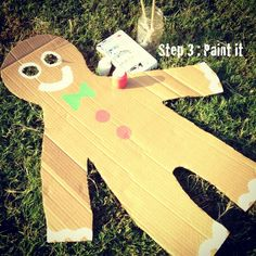 The Day I Made My Preschooler Wear A Gingerbread Man To School | MalMal Our Inspiration