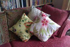 New cushions.