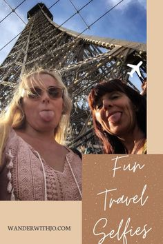 25 Goofy Travel Selfies to Make you Smile NOW ;) (1)