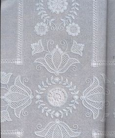 Schwalm embroidery...