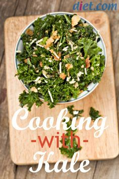 How to Cook with Kale and Incorporate Kale into Your Diet
