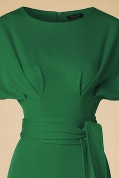 Vintage Chic for TopVintage Hannah Kimono Dress in Green - Vintage Chic Kimono Sleeve Green Dress 100 40 19645 20160330 Source by elochy - Latest African Fashion Dresses, Women's Fashion Dresses, Classy Dress, Classy Outfits, Elegant Dresses, Casual Dresses, Green Dress Casual, Loose Fitting Tops, Kimono Dress