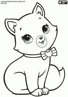 Strawberry Shortcake coloring pages printable games Ballerina Coloring Pages, Puppy Coloring Pages, Cat Coloring Page, Cartoon Coloring Pages, Colouring Pages, Coloring Pages For Kids, Coloring Sheets, Coloring Books, Easy Cartoon Drawings