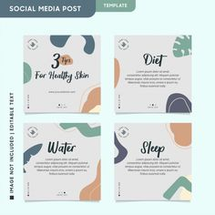 Healthy Instagram Creator, Feeds Instagram, Instagram Quotes, Instagram Posts, Social Media Template, Social Media Design, Feed Insta, Minimalist Graphic Design, Quote Template