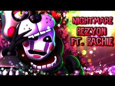 FNAF / SFM   The Infestation Of Spirits   Nightmare by Rezyon (ft. Rachie) - YouTube Five Nights At Freddy's, Youtube Program, Fnaf Song, Freddy 's, Amazing Minecraft, Help Wanted, Lucid Dreaming, Original Song, Puppets
