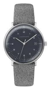 Image result for dark grey face and blue band watch
