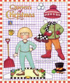 Queen of Christmas - DollsDoOldDays - Picasa Web Albums