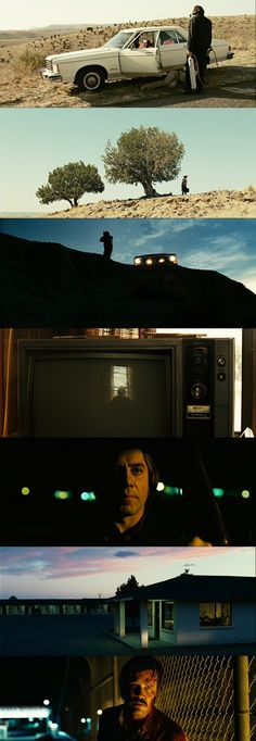 One of the greatest..  No Country For Old Men - Cinematography by Roger Deakins | Directed by Ethan Coen, Joel Coen