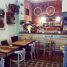 Bicioci Bike Cafe #Barcelona #Gràcia