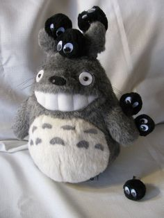 Soot Sprites by CATsThisAndThat on Etsy