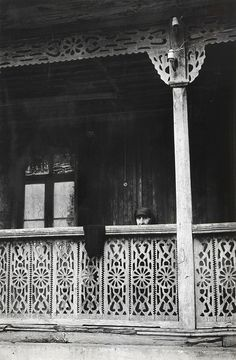 Henri Cartier-Bresson - Birthplace of Stalin near Zugdidi, Georgia