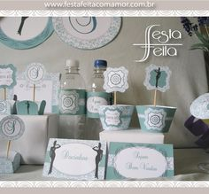 Breakfast at tiffany's inspired party, party printable, party decor, blue tiffany