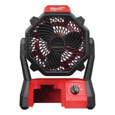 VENTILADOR M18™ ¡Sin cables! Va con baterías o red AC cuando esté disponible ¡Infórmate! ☎️ 954 184 986 - 954 760 550 #ferreteria #sevilla #verano