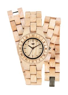 WeWOOD VENUS BEIGE, a tree is planted each time a watch from this brand is sold. Skagen, Venus, Fossil, Watch The Originals, Massage Tools, Wooden Watch, Meaningful Gifts, Cool Watches, Gold Watch