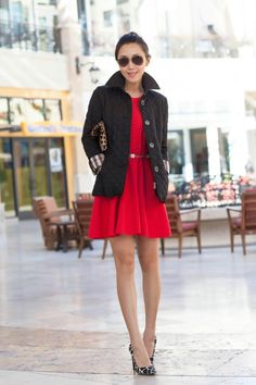 Burberry Brit 'Copford' Quilted Jacket,holiday dress, red holiday ... : burberry brit copford quilted jacket black - Adamdwight.com