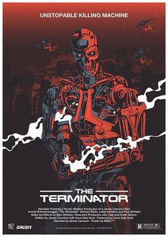 The Terminator - Krzysztof Nowak