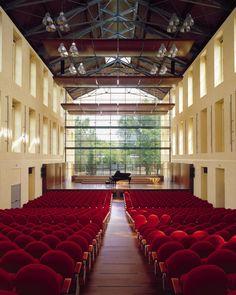 Paganini Auditorium - Renzo Piano