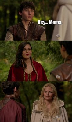 Once Upon a Time - Dreamcatcher - Moms Ouat Funny Memes, Dc Memes, Movie Memes, Best Series, Best Tv Shows, Best Shows Ever, Once Upon A Time Funny, Once Up A Time, Captain Swan