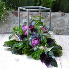 Begonia, Terrarium, Floral Arrangements, Lanterns, Decoupage, Diy, Decor, Centerpieces, Terrariums