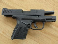 Gun Review: Springfield XD Mod.2 chambered in the venerable .45 ACP.