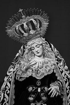 Virgen de los Dolores de Olivares (Sevilla)