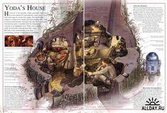 Yoda's Home