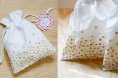 Geschenkbeutel mit Textilfarbe gestalten - limango Lieblingsplatz - Der neue Blog von limango.de
