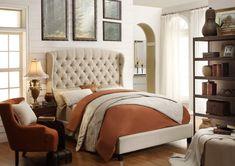 Felisa Upholstered Platform Bed