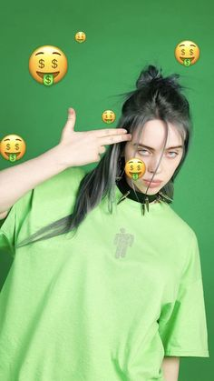 Image about aesthetic in 🔯🔱billie eilish🌙🔯 by milagros♡ Billie Eilish, Videos Instagram, Album Cover, Queen, Funny Videos, Clipart, Girlfriends, Burns, Girly