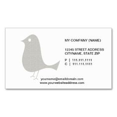 Simple modern cool silver business card holiday season mood board simple modern cool grey bird business card colourmoves