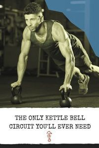 The all-time best full body kettle bell workout for men. This Kettlebell Workout Will Build Muscle and Obliterate Calories Source by The post This Kettlebell Workout Will Build Muscle and Obliterate Calories appeared first on Marilyn Fitness. Full Body Kettlebell Workout, Best Kettlebell Exercises, Total Body Toning, Kettlebell Circuit, Toning Workouts, Workout Routines, Workout Plans, Man Workout, Soccer Workouts