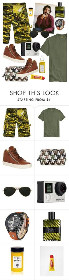 """""""Heart of Gold"""" by ivyfanfic ❤ liked on Polyvore featuring Club Room, Giuseppe Zanotti, Valentino, Topman, Billabong, Christian Dior, Acqua di Parma, Carmex, Port Products and men's fashion"""