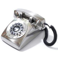 Argent Téléphone par Vegas