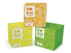 Kukai Tea on Packaging of the World - Creative Package Design Gallery