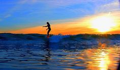#Noseriding #surf